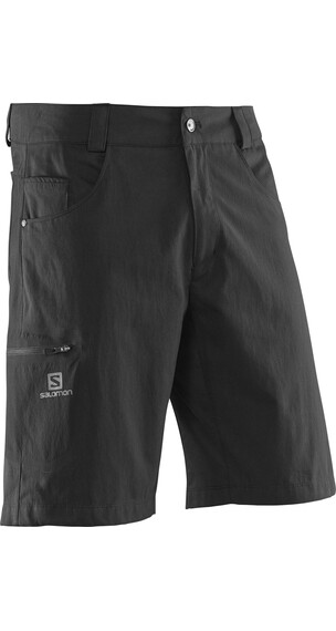 Salomon M's Wayfarer Canvas Short Black